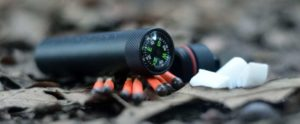 compass matchcase with stormproof matches