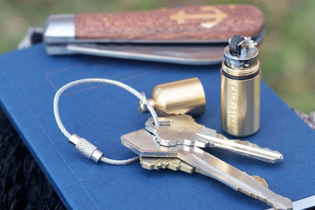brass maratac peanut lighter