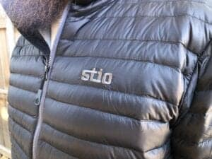 Stio pinion down sweater