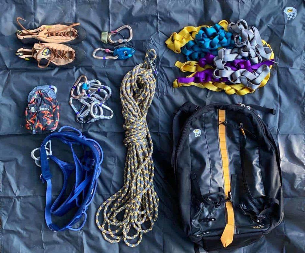 top rope gear