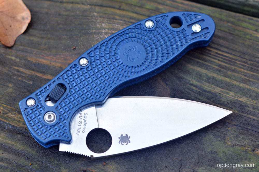 Sypderco Manix 2 Lightweight drop point