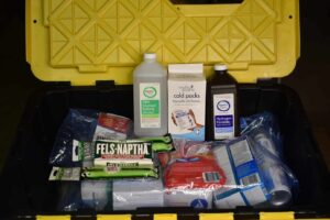 prepper medical supplies