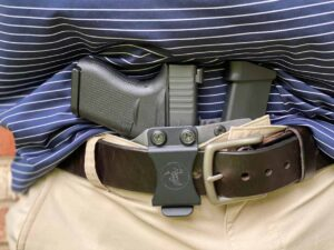 concealed carry inside the waistband